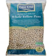 EE YELLOW WHOLE PEAS (500G)