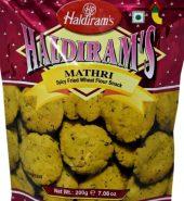 HALDIRAM MATHRI(200G)