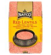NATCO RED SPLIT LENTIL(2KG)