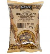 NATCO ROASTED GRAM SALTED (300G)
