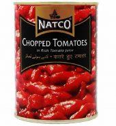 NATCO TOMATO CHOPPED(400G)