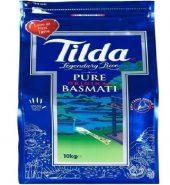 TILDA BASMATI RICE (10kg) 10% extra free