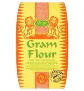 VIRANI GRAM FLOUR / BESAN (2KG)