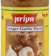 PRIYA'S GARLIC PASTE (300g)