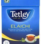 TETLEY TEA BAGS ELAICHI (72 BAGS)