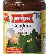 PRIYA'S GONGURA PICKLE (300g)