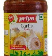 PRIYA'S GARLIC PICKLE (300g)