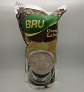 BRU GREEN LABEL FILTER COFFEE (500g)