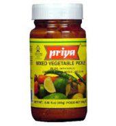 PRIYA'S MIX VEG PICKLE (300g)