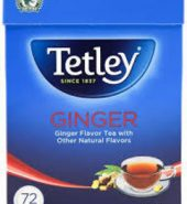 TETLEY TEA BAGS GINGER (72BAGS)
