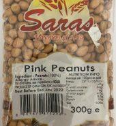 SARAS PINK PEANUT (300g)