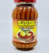 MOTHER'S RECIPE LIME PICKLE HOT (500g)