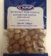 SOPARI FOR POOJA / WHOLE BETELNUT (100g)