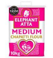 ELEPHANT MEDIUM CHAPATI FLOUR (10kg)